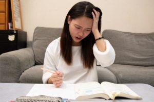 家での勉強は集中できる?