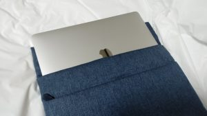 macbook airのアクセサリ